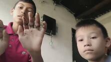 Un niño narra cómo fue testigo del asesinato a machetazos de su madre a manos de su pareja