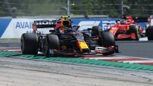 'Checo' Pérez terminó quinto en las prácticas de GP de Hungría