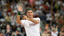 ¡Volverá su Majestad en Doha! Federer anunció su regreso