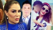 Ninel Conde asegura que el caso de Larry Ramos no le ha afectado en su lucha por recuperar a su hijo