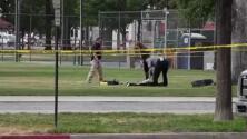 Reporte: Policía revela video de tiroteo que dejó sin vida al agresor de una mujer