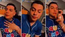 """""""Andaba pedo"""": Eduin Caz responde a acusaciones de plagio de una canción"""