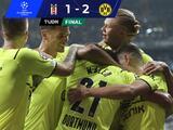 Borussia Dortmund no titubea en su presentación en la fase de grupos de Champions