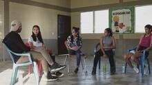 Resignados a su suerte, adolescentes en Honduras creen que lejos de su país encontrarán un mejor futuro