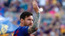Lionel Messi, casi descartado para el partido ante Valencia