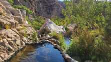 Descubre esta reserva de aguas termales en medio del desierto de San Bernardino