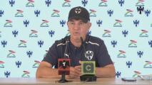 Aguirre dosifica al plantel ante la carga de partidos de Rayados
