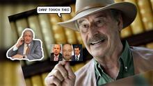 Fox se vuelve viral al burlarse de AMLO por la baja participación en consulta contra expresidentes