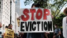 ¿Hay posibilidades de que se extienda la moratoria de desalojos en el estado de Nueva York?
