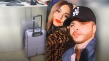 No es porque sea barata: Jesús Mendoza explica por qué viajó con Mayeli Alonso en una aerolínea de bajo costo
