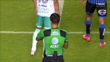 Resumen del partido Querétaro vs León
