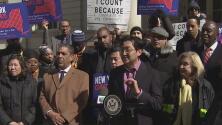 Líderes de Nueva York alzan su voz por un mayor presupuesto para el censo que permita un conteo equitativo