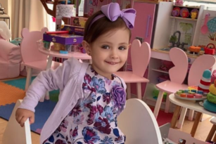 Fiesta de cumpleaños de Bella, hija de Marlene Favela