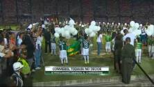 La Conmebol aún no decidió si declarará campeón al Chapecoense de la Copa Sudamericana
