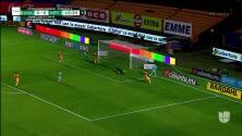 ¡GOOOL! Michael Rangel anota para Mazatlán FC.