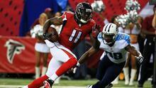 Más dinamita en los Titans: Julio Jones es nuevo receptor de Tennessee