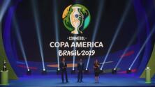 Definidos los grupos para la Copa América 2019