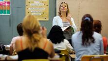Rezago en la educación de los hispanos