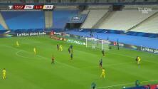 Autogol de Kimpembe y Ucrania ya le empató a Francia