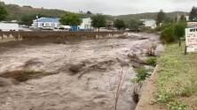 Tormentas del monzón dejan inundaciones en Miami, Arizona