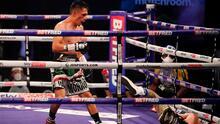 El 'Bronco' Lara da batacazo con KO en Londres