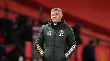 El Manchester United apostó por la continuidad de Solskjaer