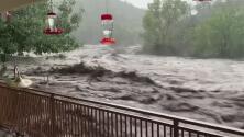 Estados del oeste de Estados Unidos enfrentan una nueva amenaza: las inundaciones