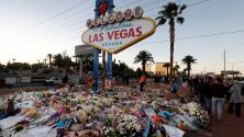 Así se recupera Las Vegas a un mes del peor tiroteo que ha visto Estados Unidos