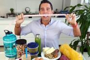 Alejandro Chabán nos da la dieta para que los hombres tengan más energía, rejuvenezcan y luzcan más saludables