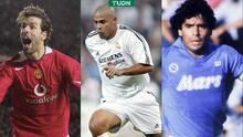 Los cracks que nunca pudieron ganar la Champions League