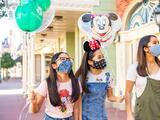 Disney restablece el uso de mascarillas en sus parques en Orlando y California a partir del viernes