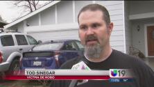 Alerta por ola de robos en Citrus Heights