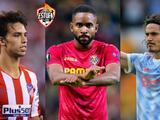 João Félix y Edinson Cavani no son opción para Barcelona; Bakambú se asoma