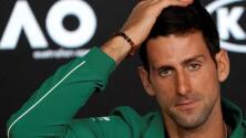Novak Djokovic arrojó positivo por coronavirus