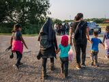 Julio se convirtió en el mes con el mayor número de detenciones en la frontera en más de dos décadas