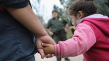 Política migratoria en la era Trump: ¿cuántos niños permanecen separados de sus familias en la frontera?