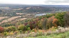 Pensilvania presenta espectaculares paisajes durante la época de otoño