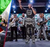 Grupo Firme, la agrupación más taquillera del mundo, arriba de Alanis Morissette, Maluma y Marc Anthony