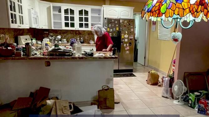 Sale de su casa la expresa política cubana Ana Lázara Rodríguez