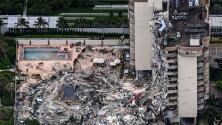 Problemas en las bases y reparaciones en el techo: lo que se ha revelado del edificio que colapsó en Miami Beach