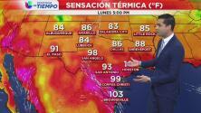 Ventana al Tiempo: Precipitaciones y posibilidad de tormentas este martes en Houston