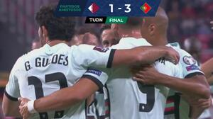 Sin Cristiano Ronaldo, Portugal vence a Qatar en amistoso