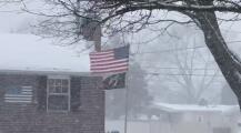 Otra tormenta invernal deja bajo nieve el Valle de Lehigh