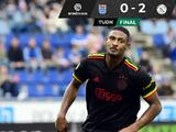 Erick Gutiérrez vuelve a jugar con el PSV después de seis meses