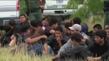 Pese a caída de migrantes sigue en aumento el tráfico de personas en la frontera