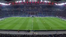 Resumen del partido RB Leipzig vs Club Brugge