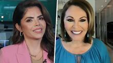 """""""Me conmovió tu historia"""": María Elena Salinas sorprende a Yarel Ramos con un inspirador mensaje"""