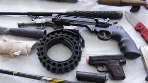 EEUU advierte de récord de pasajeros transportando armas en los aeropuertos de Florida