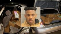 Arrestan a sospechoso de robar $24,000 en calculadoras científicas y cartuchos de tinta en un Office Depot