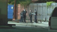 Autoridades encuentran a una mujer apuñalada detrás de un centro comercial de Houston